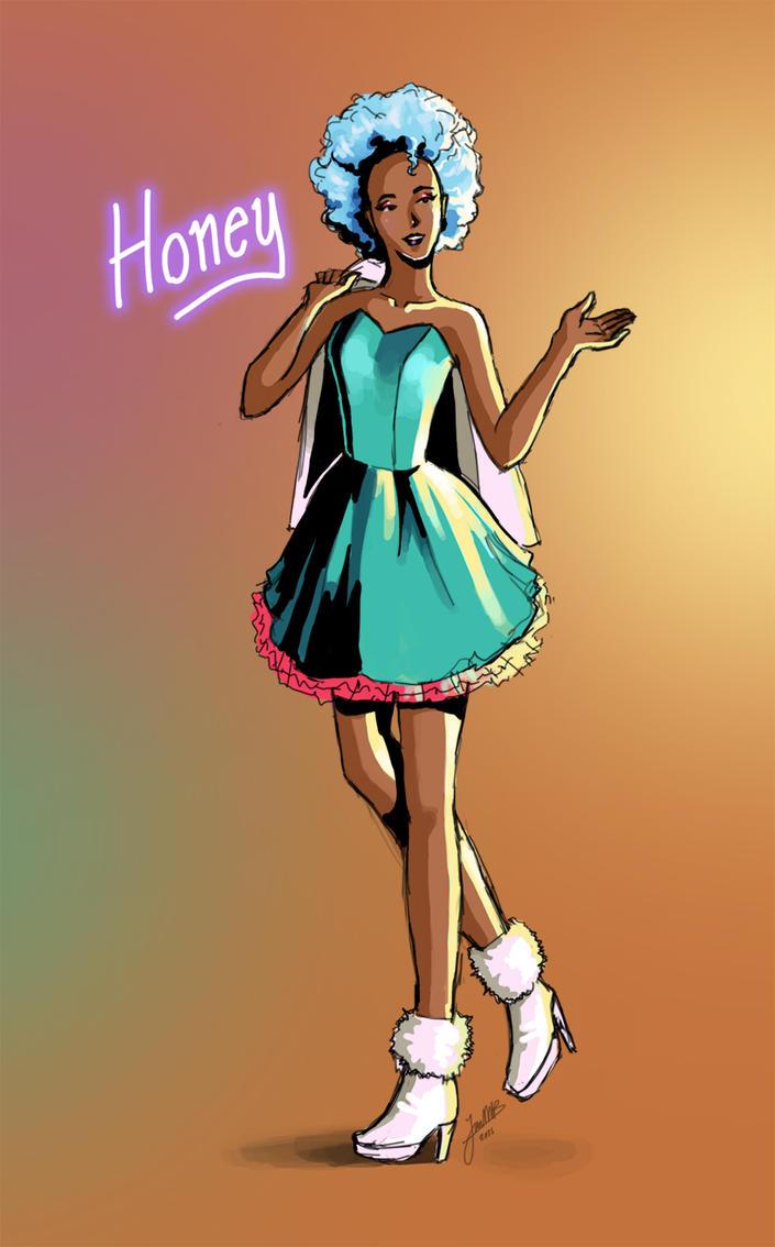 Honey by Greenpuffle