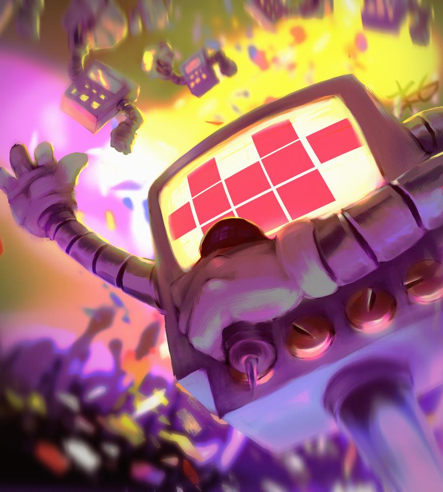 Fun Group Games >> Undertale - Mettaton by Zinrius on DeviantArt