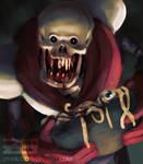 Horrortale - Papyrus