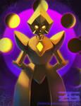 Steven Universe - Yellow Diamond