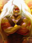 Steven Universe - Jasper