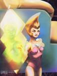 Steven Universe - Yellow Pearl