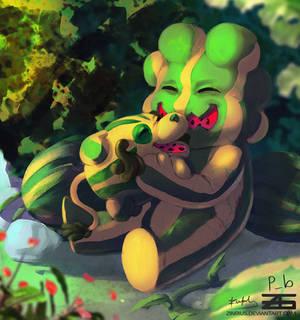 Steven Universe - Melon Steven
