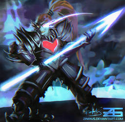 Undertale - Undyne The Undying