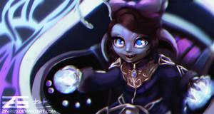 Guild Wars 2 - Taimi by Zinrius