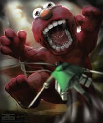 Shingeki no Elmo