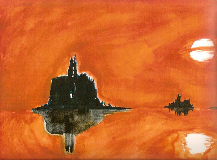 monet wallpaper. Monet Wallpaper Knock-off by ~Lone-Garou on deviantART