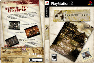Resident Evil 4 Cover by Em-E-chan