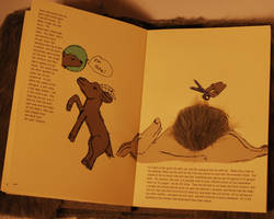 Fur will Fly Inside Page