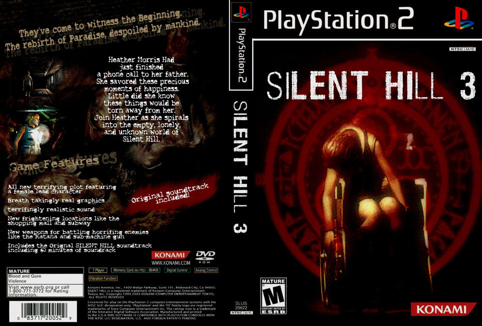 Alternate Silent Hill 3 Cover By Em E Chan On Deviantart
