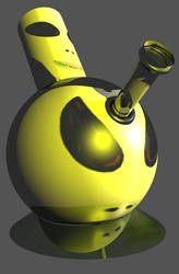 Alien Smokeware by SoulElectronique