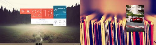 Desktop 12.05 by flass