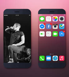 minimal iOS 7 by flass