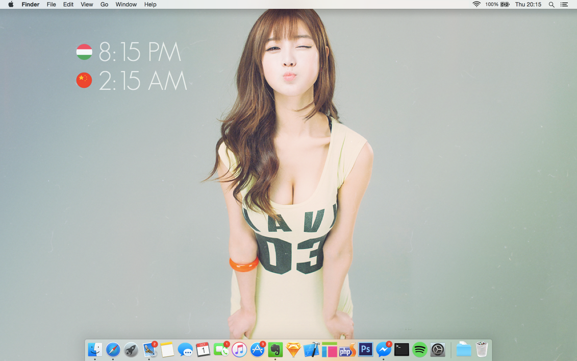 Desktop September by flass