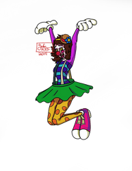 Carly Clown