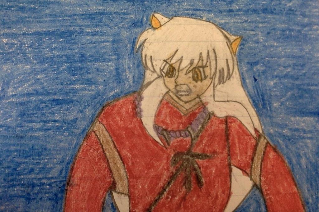 inuyasha #1 by mariko85