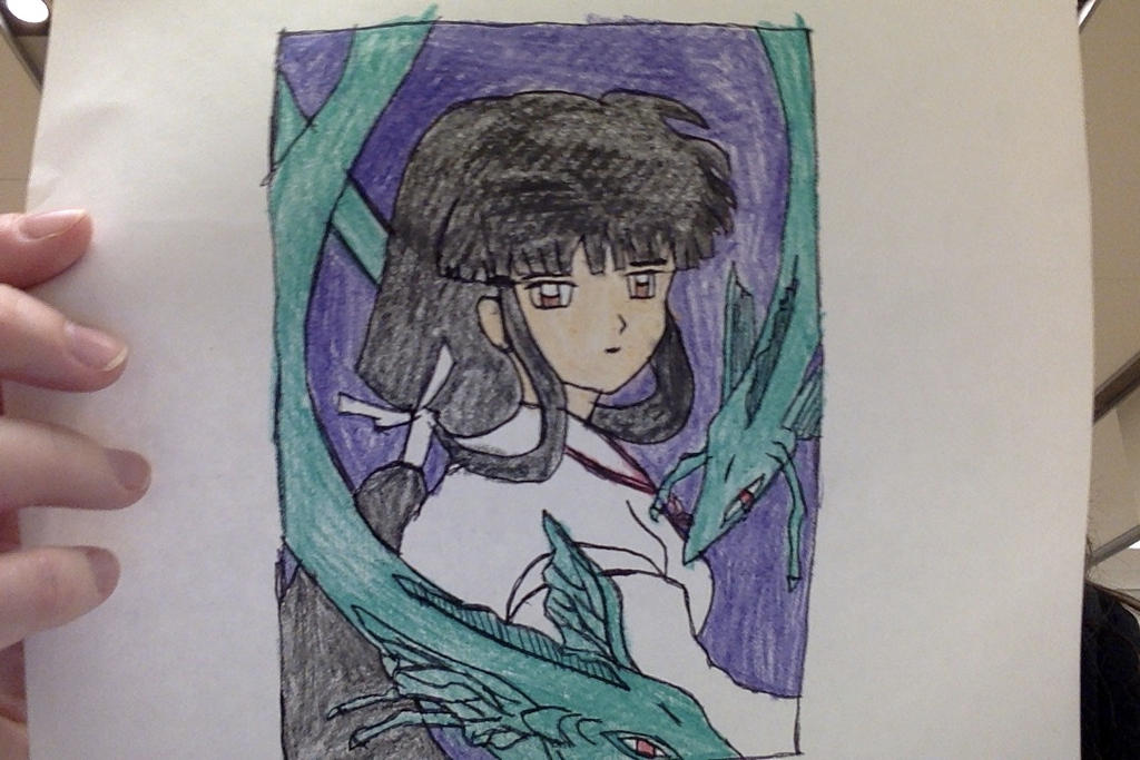 kikyo #2 by mariko85