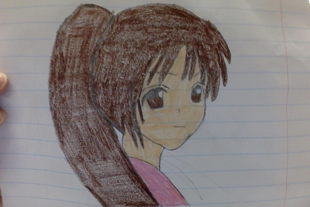 oc sayori-hakuouki by mariko85