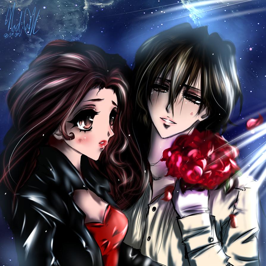 OC Lydia and Kaname- vampire knight Part 3 by mariko85