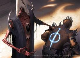 MtG: Banishment Decree by JamesRyman