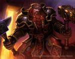 Warcraft TCG - Magni