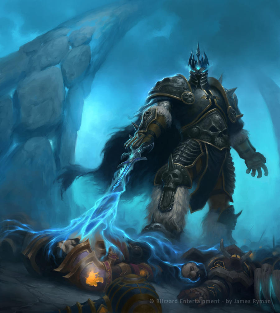 WoW TCG Lich King