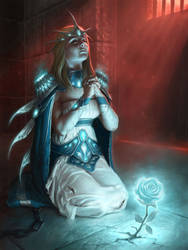Princess of the Underworld-Regular by JamesRyman