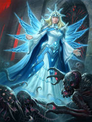 Princess of the Underworld-Advanced by JamesRyman