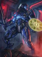 Blue Black Advanced by JamesRyman