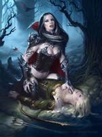 Vampire Camilla Normal by JamesRyman