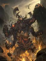 Unleashed Demon Normal by JamesRyman