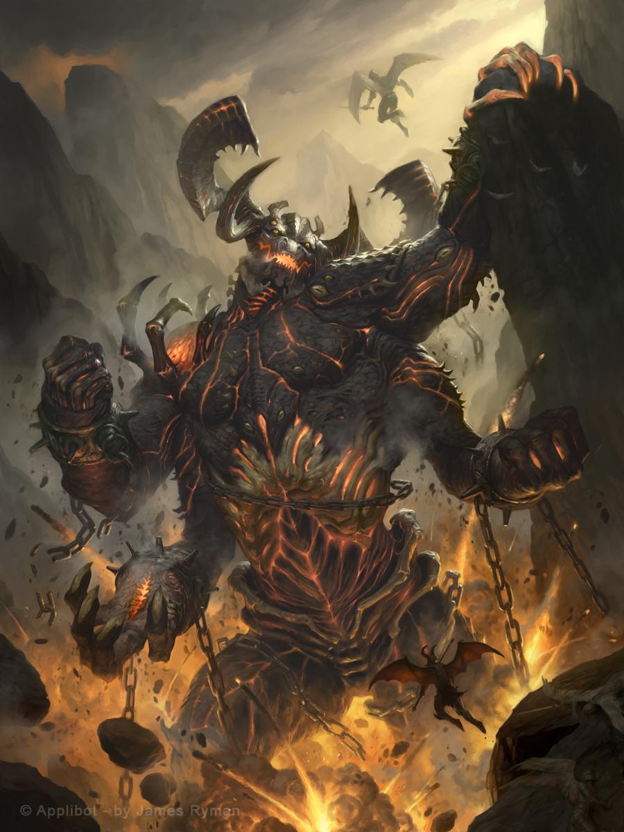 Unleashed Demon Normal