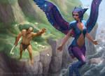 Magic the Gathering - Hypnotic Siren