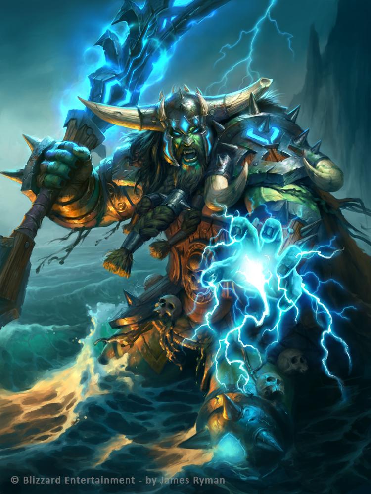 Hrothgar-The Sea Reaver by namesjames