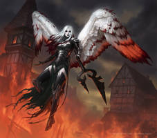 MtG: Avacyn The Purifier