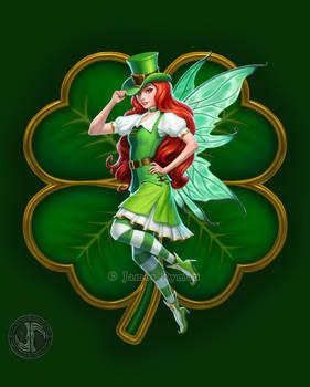St Patricks Day Fairy