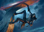 MtG: Vampire Berserker