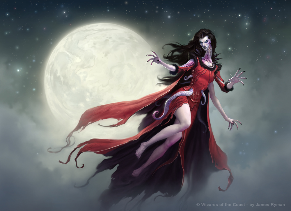 Mtg eldritch moon voldaren pariah by namesjames on - Eldritch wallpaper ...