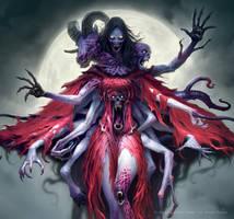 MtG: Eldritch Moon -Abolisher of Bloodlines-detail