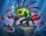 Hearthstone - Sleep with the Fishes
