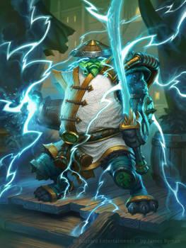 Hearthstone - Storm Guardian