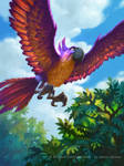 Hearthstone - Jeweled Macaw