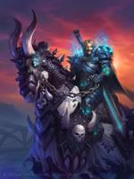 Hearthstone - King Thoras Trollbane by JamesRyman