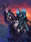 Hearthstone - King Thoras Trollbane