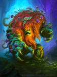 Hearthstone - Ixlid Fungal Lord