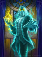 Prince Liam for Hearthstone: The Witchwood by JamesRyman