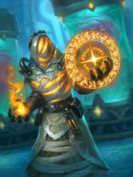 Hearthstone - Zerek-Master Cloner by JamesRyman
