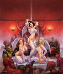 Angels at the Club Diablo