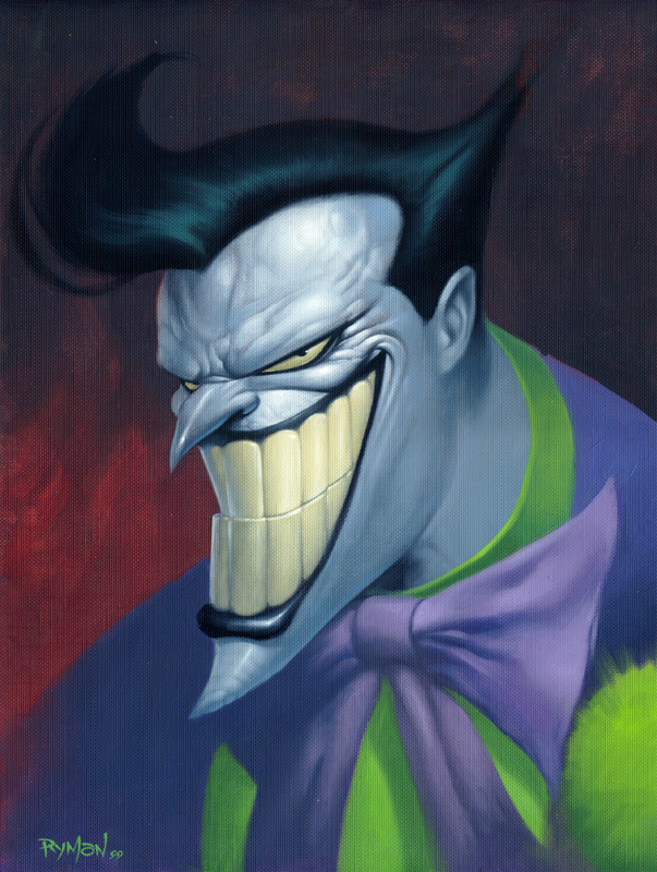 Joker by namesjames
