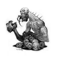 Head Eater by JamesRyman